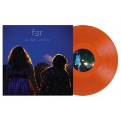 FAR - At Night We Live - LP+CD
