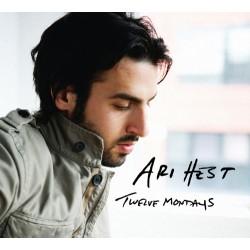ARI HEST - Twelve Mondays - CD