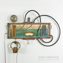 ADAM RUBENSTEIN - Excavator...