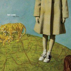 IAN LOVE - s/t - CD