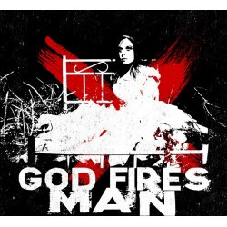 GOD FIRES MAN - Life Like - CD
