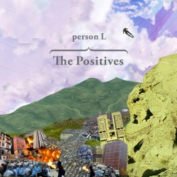 PERSON L - The Positives - CD