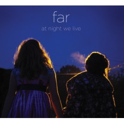 FAR - At Night We Live - CD